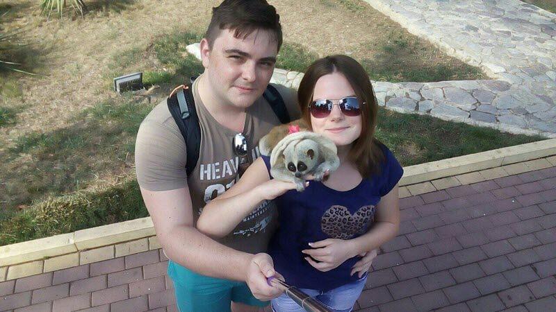 Мария и Владислав